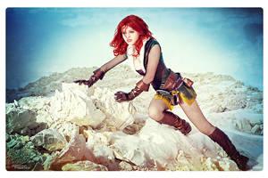 triss cosplay by Selen-cosvamp