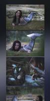 the little mermaid by Selen-cosvamp