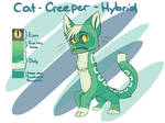 [Closed] MC MobHybrid - CatCreeper by VollerSchoki