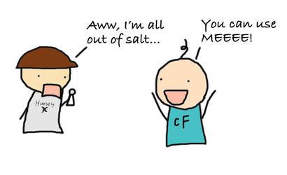 Salt by Levsta