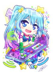 My Arcade Sona by AyaNagisa