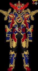 Kamen Rider Evol Cobra by TerranMarine117