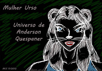 Mulher-Urso by MCS985