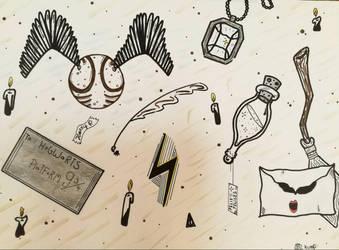 Harry Potter by HyouD-Kumfi