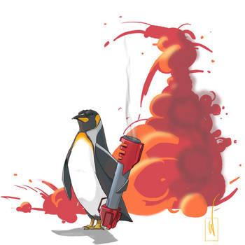 Penguin by PaTXiNaKi