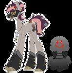 Enola Atom by SpaazleDazzle