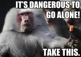 It's Dangerous by CrimsonGear