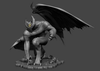 CthulhuTech Vampire by CrimsonGear