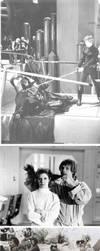 Star Wars Behind The Scenes by vety122