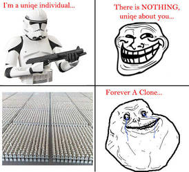 Forever a clone by vety122