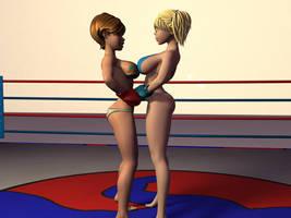 The Revenge #00 by R-Mageddon