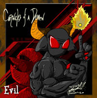 Evil - COAD by darkarcompany