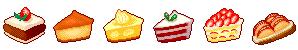 Cake Set by YuukiMokuya