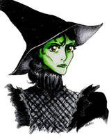 Wicked by gothictutu