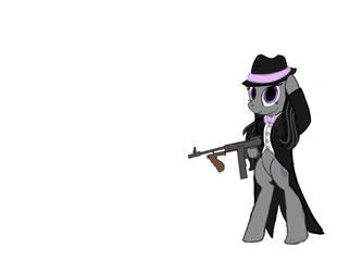 Gangster Octavia by DrAdalwinMuller