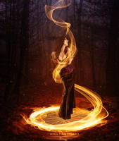 In flames by Seirin94