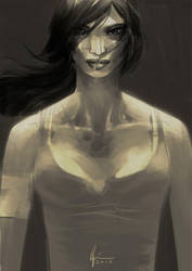 Lara by gmangar