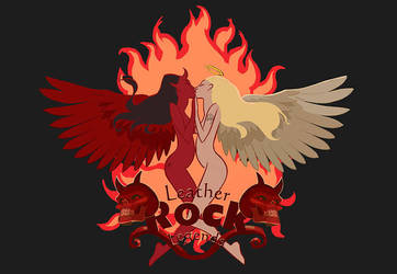 Evilangel by gmangar