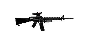 M16A4 by huddsyfx