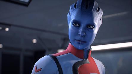 Mass Effect Andromeda 1 by kebzuref