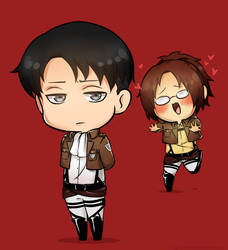 Levi~! by SugarContent