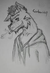 Gift for CorbanWolf by KittyGuby
