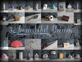 32 Beautiful Things by liam-stock