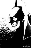 Batman by MelkorMancin