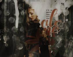 Alone (i'm so happy they left you darling) by ephyreia