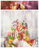 Princesa + Paris by ephyreia