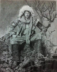 Ian Somerhalder by Ttishi