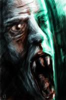 SCREAM by Zombiehellmonkey