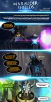 Marauder Shields 4: The DNA Fiasco (ME3) by koobismo