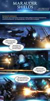 Marauder Shields 8: The Beacon of Hope (ME3) by koobismo