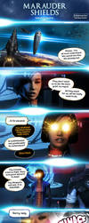 Marauder Shields 10: Spectres (ME3) by koobismo