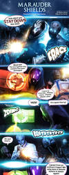 Marauder Shields 15: Enough Dead Heroes (ME3) by koobismo