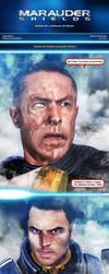 Marauder Shields: Episode 60 (ver. B) by koobismo