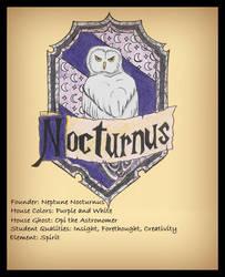 Hogwarts House by nenedudette