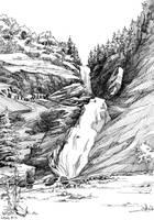 Waterfall by fenna-maruda