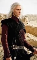 Rhaegar Targaryen by Cascador