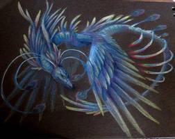Seashore dragon (Etsy) by geck0gir1