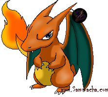 Charizard Doll by sammacha