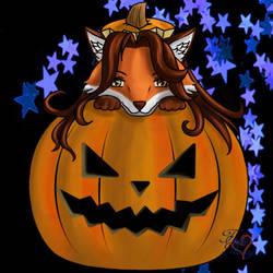 Roxy's pumpkin by sammacha