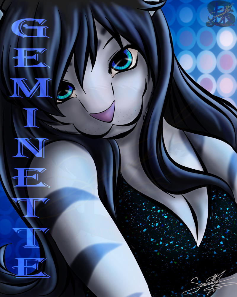 Gemenette badge by sammacha