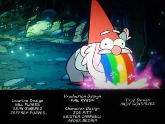 Gravity Falls designs by Polarkeet