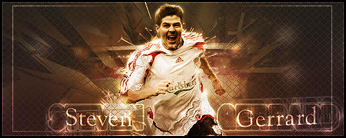 Steven Gerrard by soccerarts