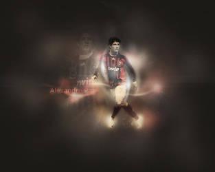 Alexandre Pato by soccerarts