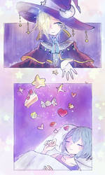 Witch's Heart - Magician by oOmonochromeOo