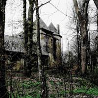 ghost castle - 5 - by Kamelot666