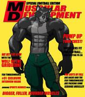 Muscular Development by Ohblon